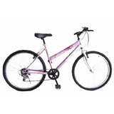 Bicicleta Rodado 26 Mujer Thundra - Nicolini