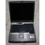 Laptop Dell Latitude D610, Repuesto.