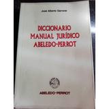 Diccionario Manual Juridico