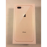 Iphone 8 Plus 64gb + Case + Protector / Colores En Stock