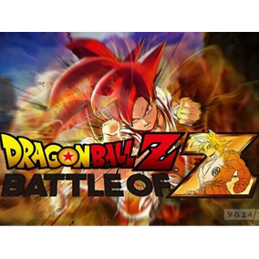 Psn Dragon Ball Z Battle Of Z Jogo Ps3 Comprar Online Barato