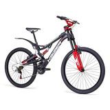 Bicicleta Mercurio Kaizer Dh Rodada 26 Doble Suspensión 2018