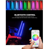 Bandera Led Controlada Por Bluetooth Con 20 Colores