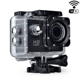 Camara Deportiva Extrema Top Geek 1080 Full Hd Wifi Gopro