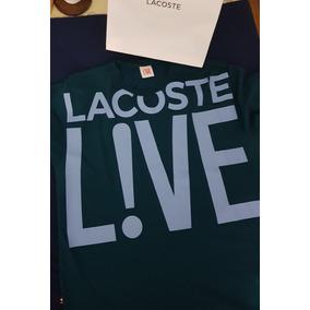 Remera Lacoste Live Como Nueva
