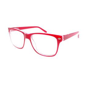 46fdf4bf3390c Armacao Oculos Geek De Grau Dior - Óculos Vermelho no Mercado Livre ...