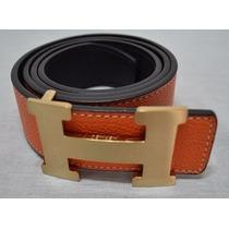 Cinto Importado Dupla Face Hermes - Varias Cores