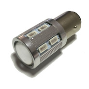Par Focos Led Cree Lupa 12 Led 5630 +5w 1156/7 3157 7443 @tl