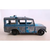B3203 Matchbox Land Rover Safari Nº 12 Miniatura Inglesa Med