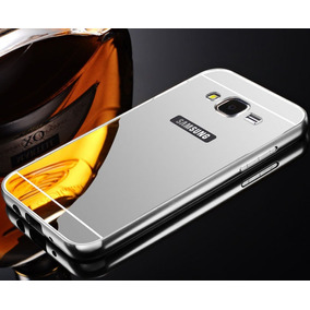 Case Lujo Mirror Bumper Protector Espejo Galaxy S6 Edge Plus