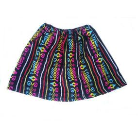 Falda Artesanal Mexicana Para Bebe, Outfit Fiestas Patrias
