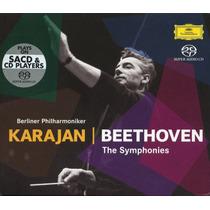 Beethoven - Karajan - Sinfonías - Edición 6 Super Audio Cds