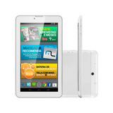 Tablet M7i 3g Dual Chip Android 6.0 Gps Bt Multilaser Nb245