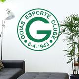 Adesivo Decorativo Escudo Goiás (070x070) Cm