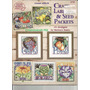 Revista Punto Cruz Vintage Create Labels & Seed Packets