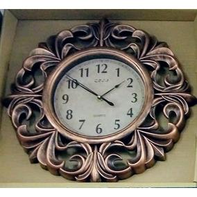 9b9aed2480e Relogio De Parede Grande Retro Para Decora O Vintage Flor - Relógios ...
