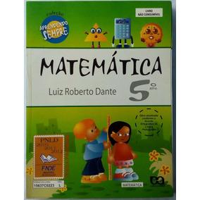 Matemática 5° E.f. Ano Coleção Aprendendo Sempre