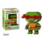 Raphael 8-bit Funko Tortugas Ninja