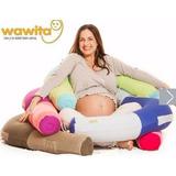 Almohadón Para Amamantar Embarazadas Wawita Grande Envio