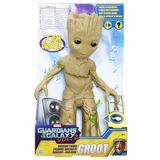 Baby Groot Guardianes De La Galaxya Vol.2 Canta Y Baila