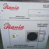 Aire Acondicionado Split Rania De 12000 Btu