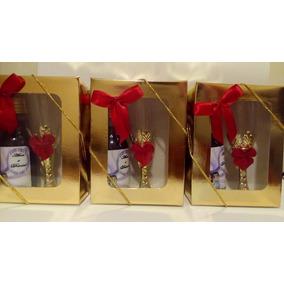 Mini Vinho Personalizado Gar. Pet 60ml+tacinha- Lembranças