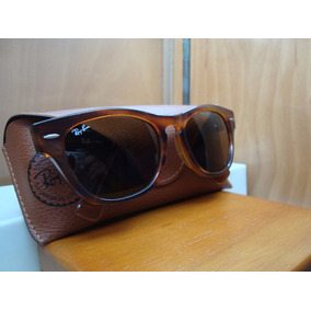 Ray Ban Tipo Wayfarer Cafes Cristal Verde G15 Made In Italy