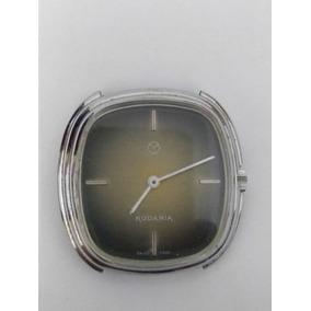 98a503ee449 Relógio Antigo Rodania Digno De Coleção!