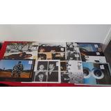 Lote 100 Laminas Poster Acdc Beatles Nirvana Pink Floyd