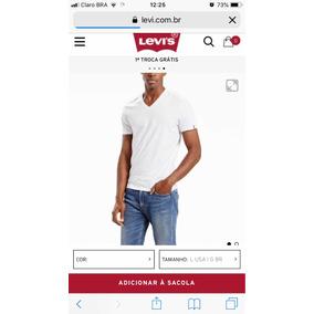 Camiseta Levis Original Masculina Revendedor Autorizado Live. São Paulo · Camiseta  Levis Original Com Nota Envio Imediato Média 205895b4405