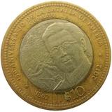 3 Moneda 10 Pesos Batalla De Puebla Envio Gratis