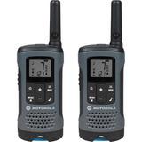 Rádio Comunicador Talkabout 26 Canais 32km Cinza T200br Moto