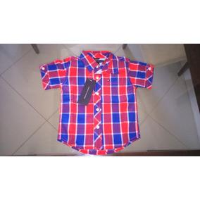 Camisa Tommy Hilfiger Infantil (12 Meses) - Pronta Entrega!!