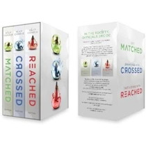 Matched Trilogy Box Set 3 Libros Pasta Dura - Nuevo R1
