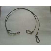 2pack Cable De Seguridad Para Bafle De Bar Disco Dj Esenario