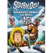 Scooby-doo! E O Abominável Homem Das Neves - Dvd