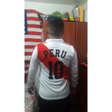 Camiseta De Peru Retro 1982-1978