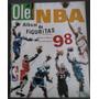 Album De Figuritas Nba 98 Ole Basket