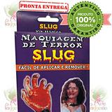 Kit Slug Maquiagem Terror ° Sangue Queimadura E Massa Mágica