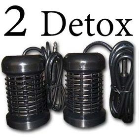 2 Arrays Detox Ion Purifica El Cuerpo Spa Baño Para Pies Xto