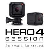 Video Camara Gopro Hero 4 Session Nuevas Garantia