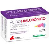 Acido Hialurónico + Colageno Y Q10, Antiedad X 30 Cápsulas