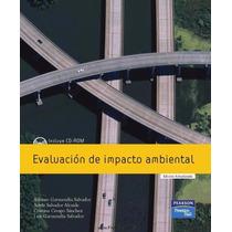 Libro: Evaluación De Impacto Ambiental - Ed. Actualizada Pdf