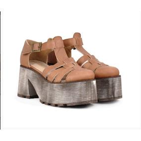 Oportunidad Zapatos Guillerminas De Cuero Talle 37 Liquido..