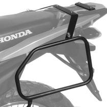 Afastador De Alforge Tubular Scam Honda Xre300 Preto