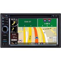 Estereo Planet Audio Pnv9680 Touchscreen Dvd Gps Bluetooth