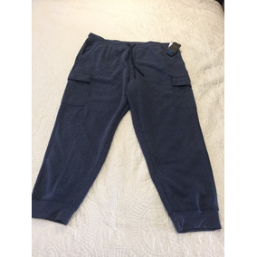 Pants Azul Petroleo Monument 3xl (tallas Extra)