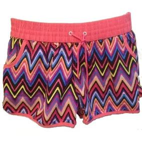 Shorts De Playa De Damas, Talle Xl