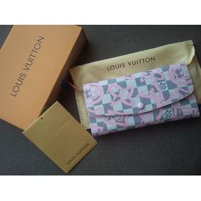 Billetera Acuarela Louis Vuitton