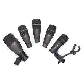 Dk705 Samson Microfono Para Bateria 5 Piezas